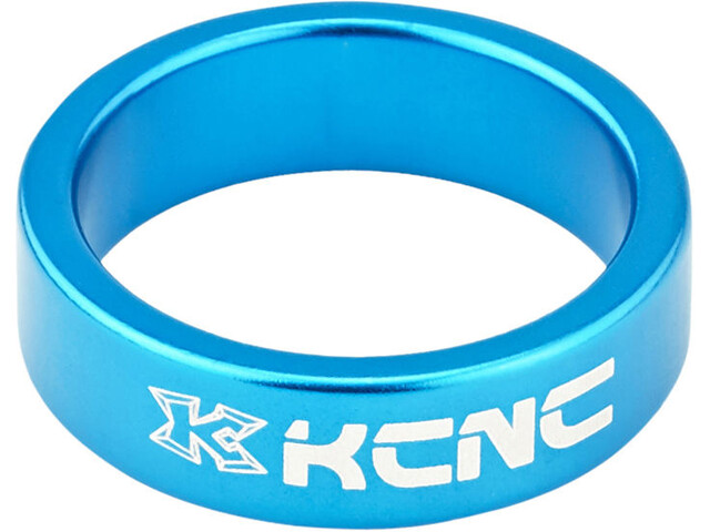 "KCNC Headset Spacer 1 1/8"" 10mm blau"
